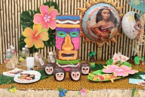 Disney Moana Party Ideas