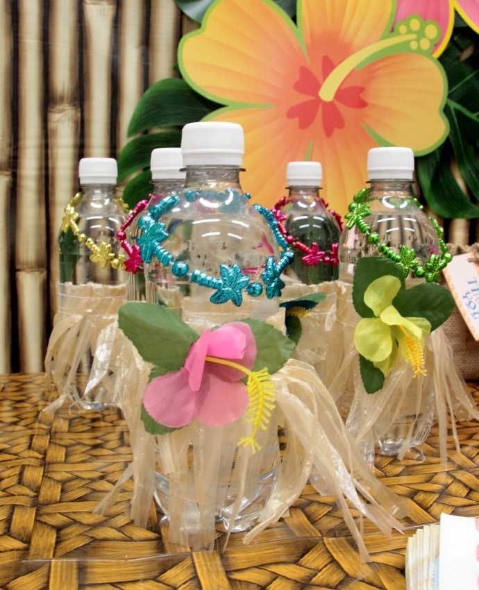 Hawaiian Water Bottles