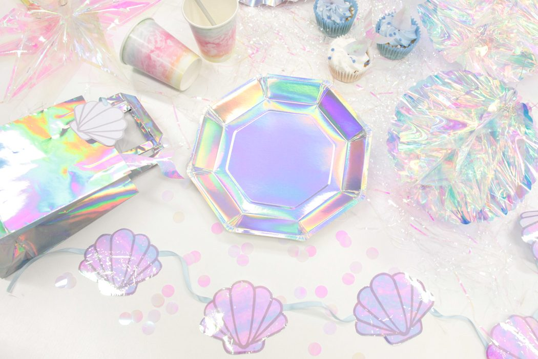 Iridescent Mermaid Party Ideas
