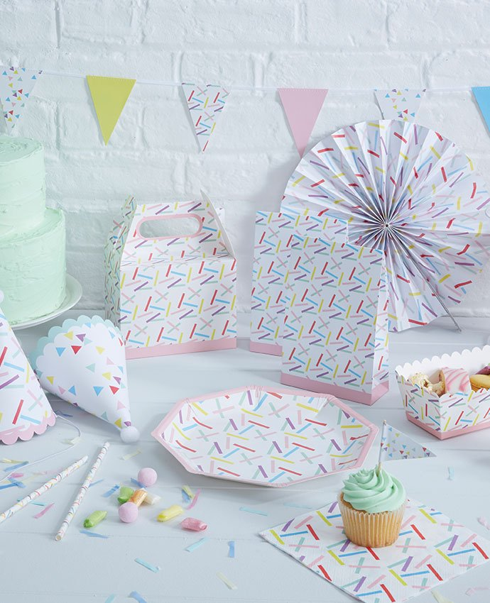Sprinkles Party Supplies