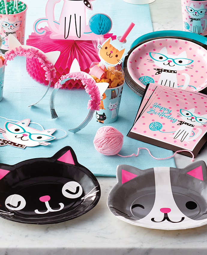 Tips For Throwing The Purr Fect Cat Themed Party Party