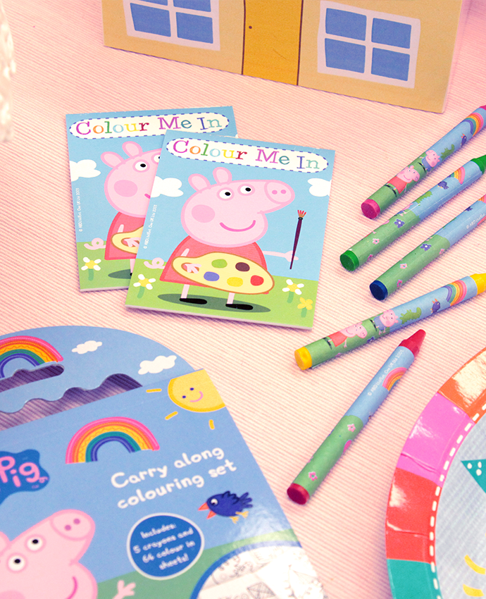 Peppa Pig Party Bag Fillers