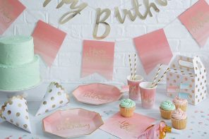 Pink Ombre Party