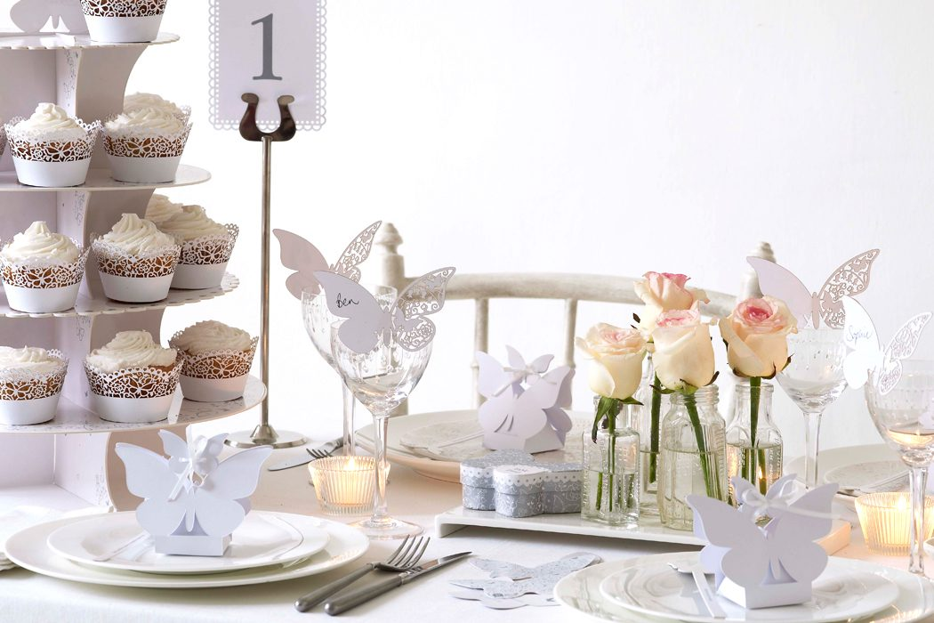Inspiration For An All White Wedding Theme Party Delights Blog