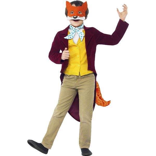 Fantastic Mr Fox Costume