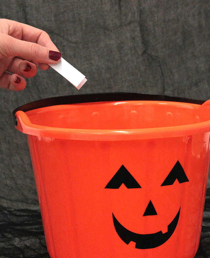 Free Printable Trick or Treat Game - Step 3