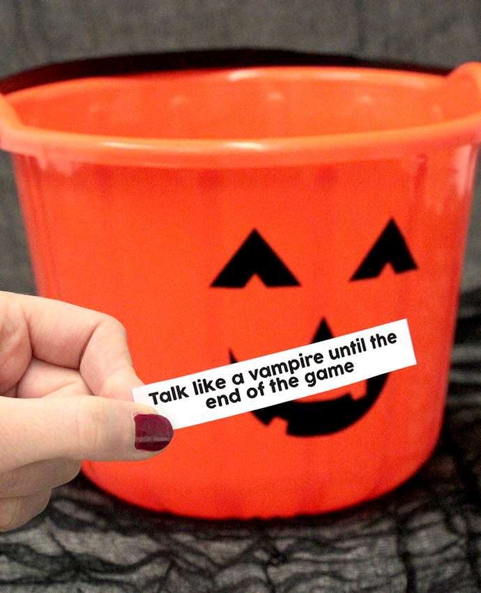 Free Printable Trick or Treat Game - Step 4