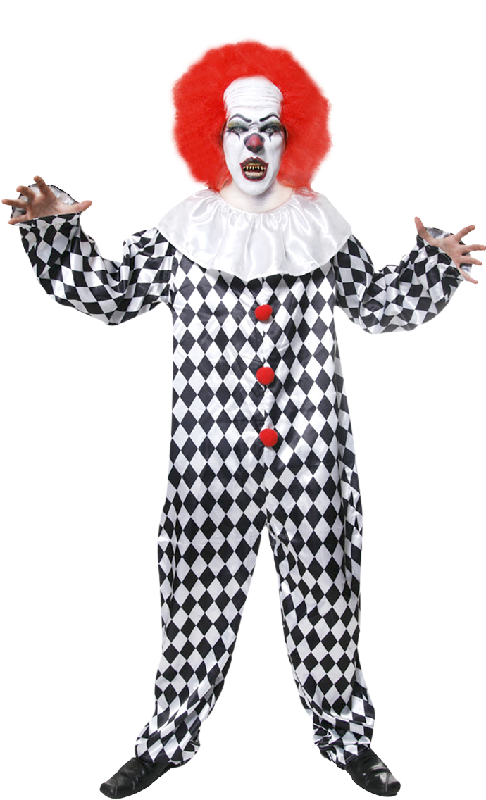 IT Clown Costume