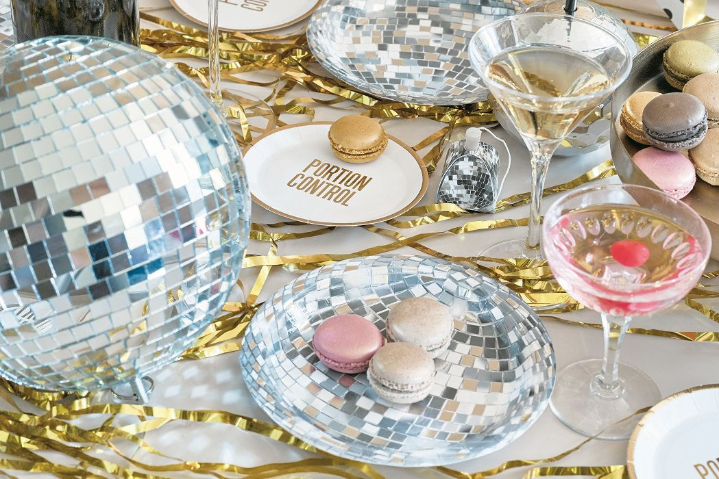 Glitter Themed Party Ideas For A Sparkle Filled