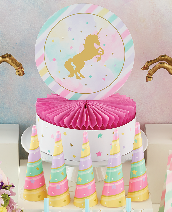 Unicorn Table Centrepiece
