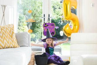 How to Throw a Kids Halloween Birthday Party