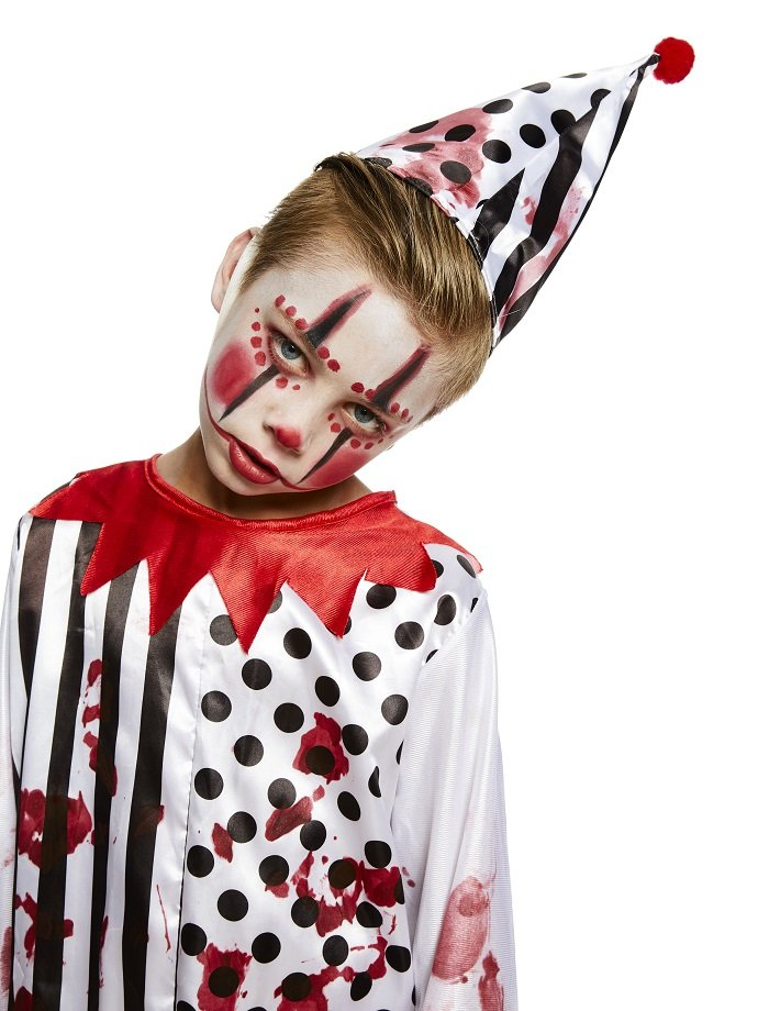 Scary Clown Costume Ideas for Kids  sc 1 st  Party Delights Blog & Scary Clown Costume Ideas for Halloween | Party Delights Blog