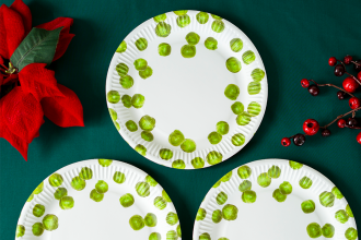 Brussel Sprout Christmas Party Theme Ideas