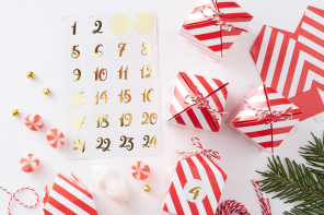 How to Make Your Own Personalised Advent Calendar