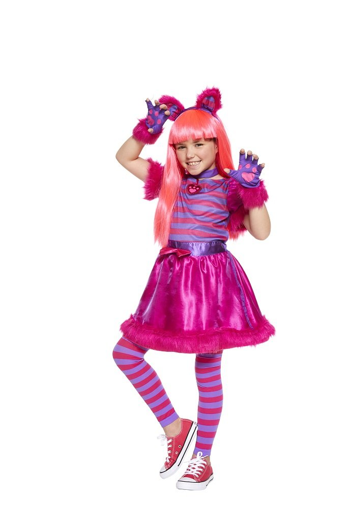 Cheshire Cat Costume 2