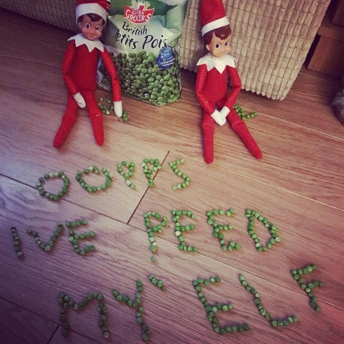 12 New Elf On The Shelf Ideas Party Delights Blog