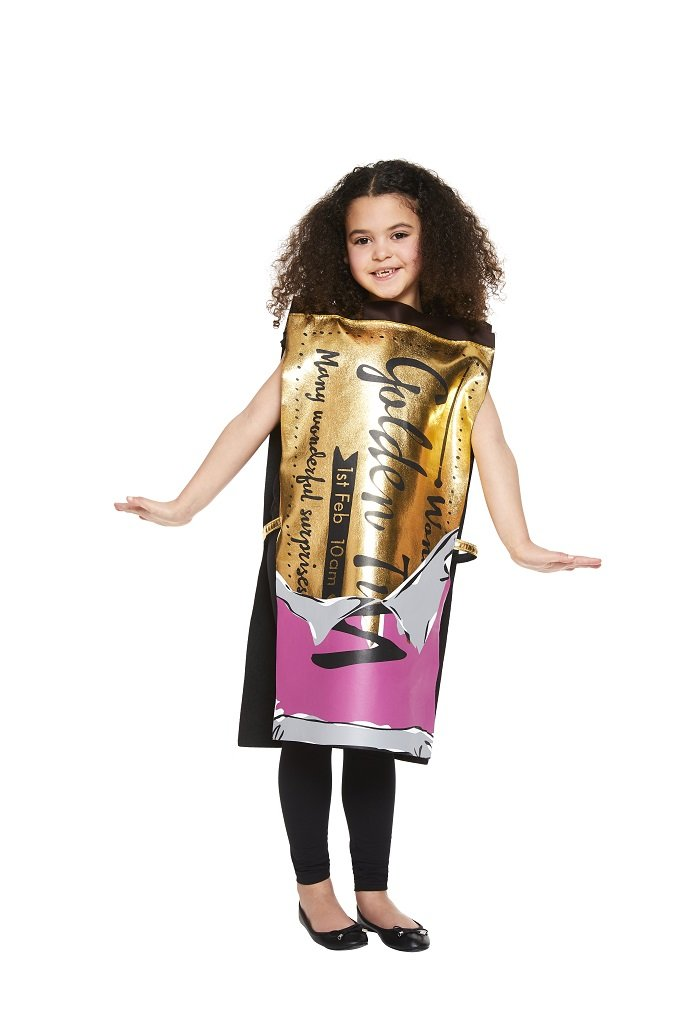Golden Ticket Costume