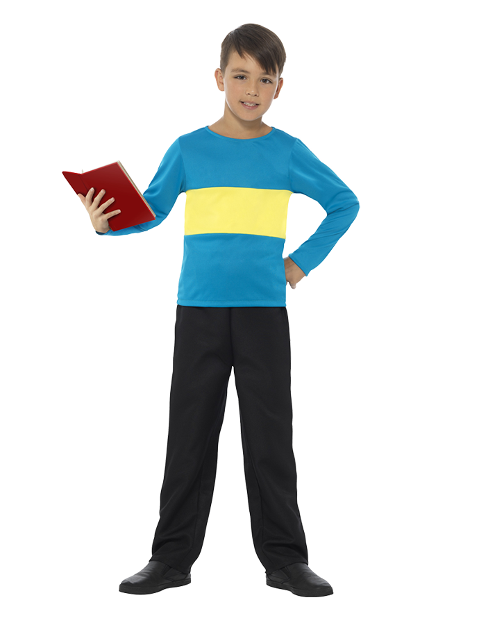 Horrid-Henry-Costume