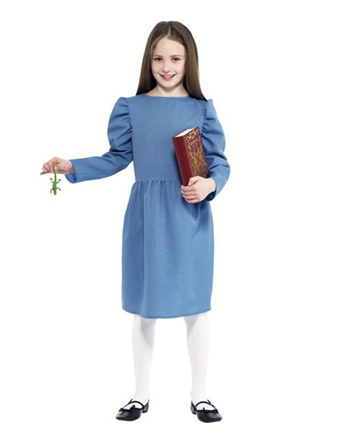 Matilda Costume  sc 1 st  Party Delights Blog & 40+ Brilliant World Book Day Costume Ideas | Party Delights Blog