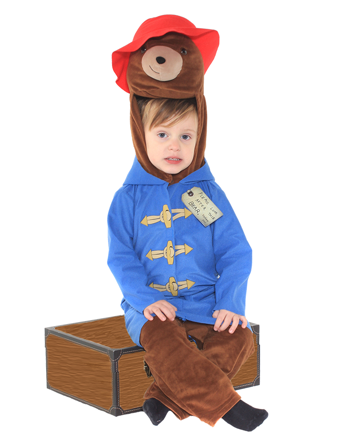 Paddington-Bear-Costume