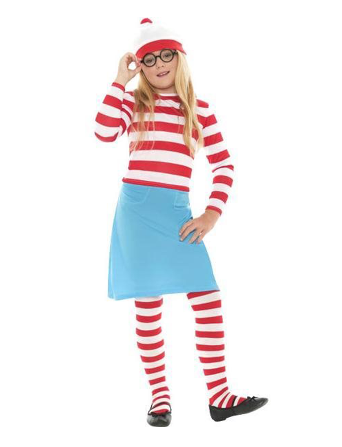 Where's-Wally-Costume