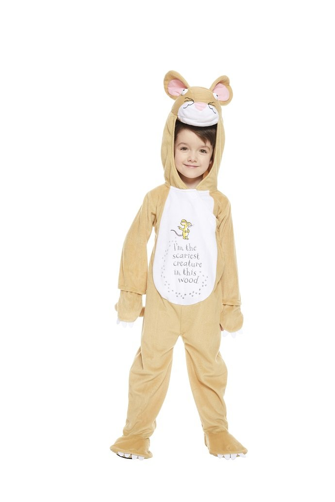Gruffalo Mouse Costume