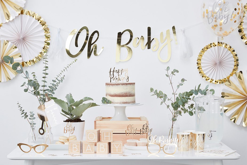 Boy Baby Shower Decoration Ideas Diy