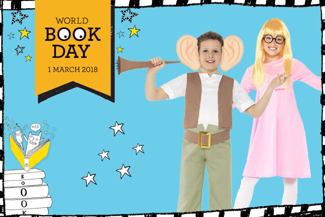 World Book Day Costume Ideas for Siblings