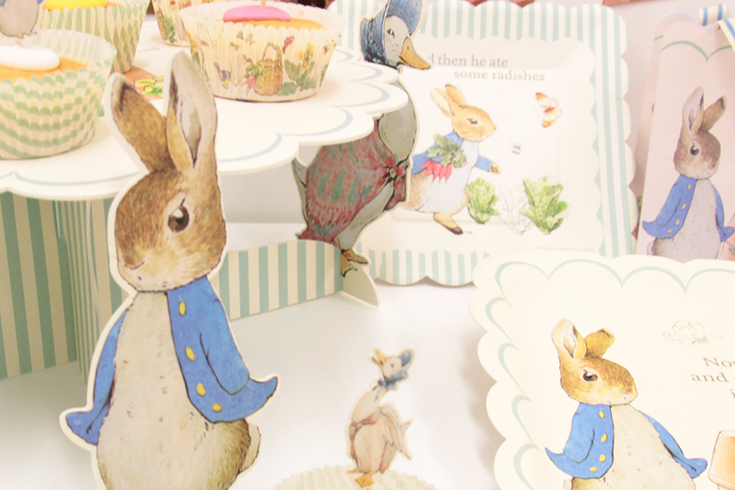 Peter Rabbit Party Ideas for Easter | Party Delights Blog