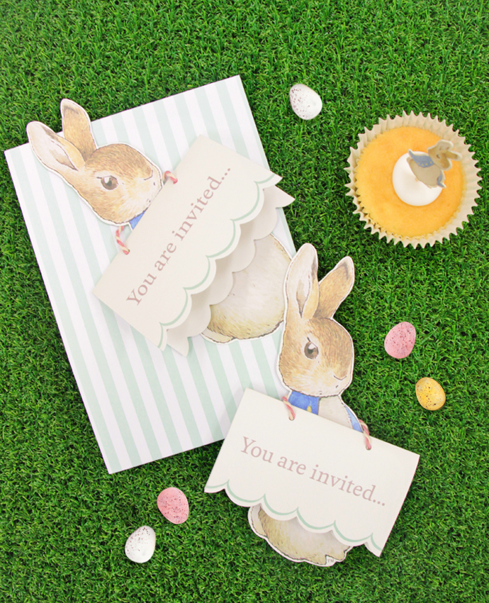 Peter Rabbit Party Invitations | Party Delights Blog