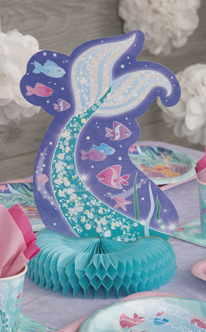 Mermaid Party Centrepiece