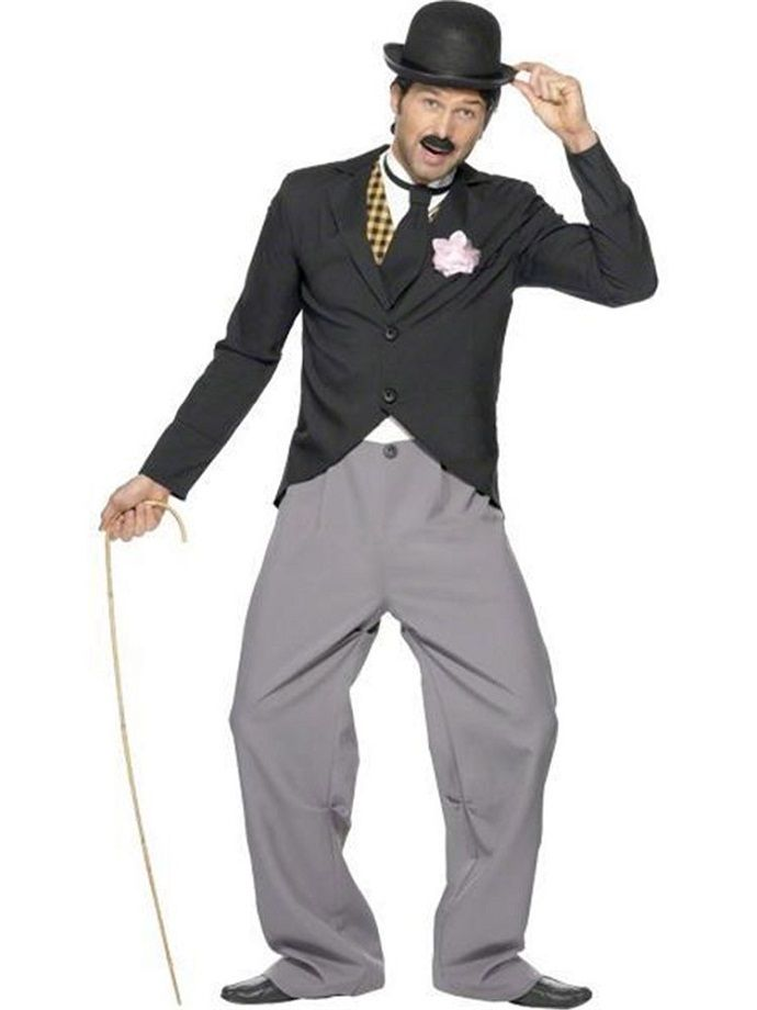 Charlie Chaplin fancy dress costume