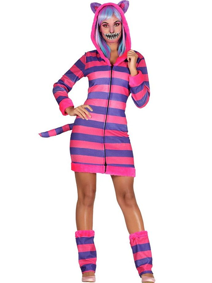 Cheshire Cat fancy dress costume