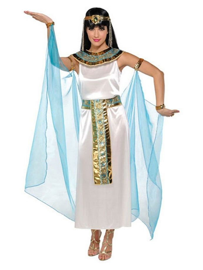 Cleopatra fancy dress costume