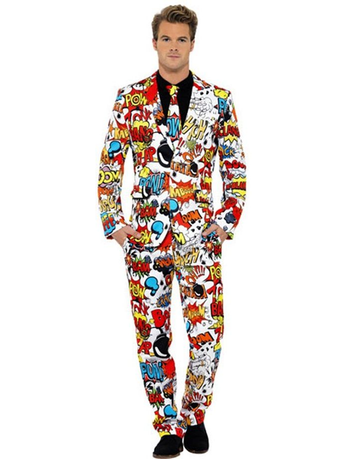 Comic Strip fancy dress costume