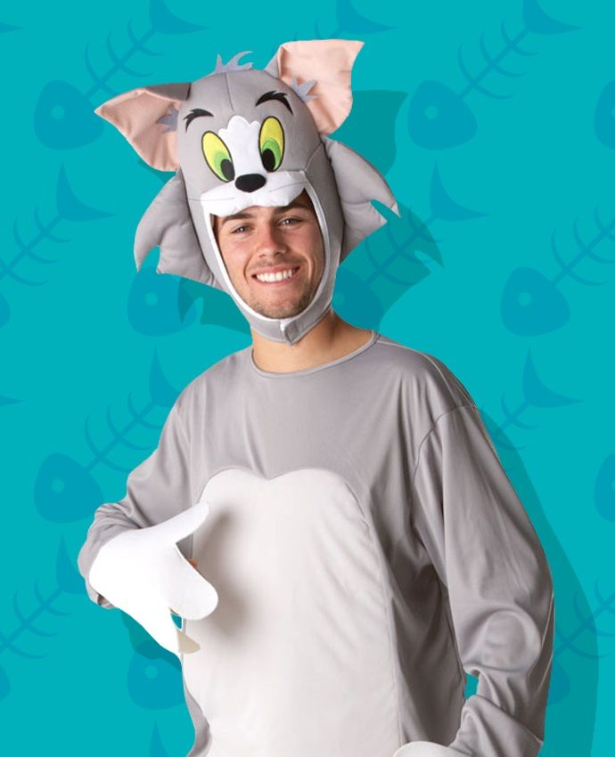 Tom & Jerry fancy dress costume