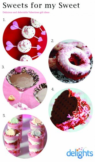 Edible Valentines Day Gift Ideas