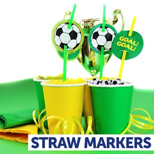 Straw Markers