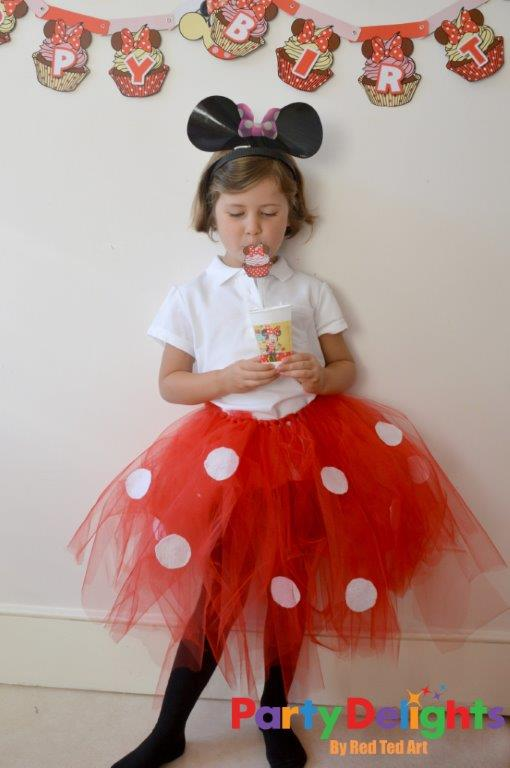 Mini Mouse Party Ideas