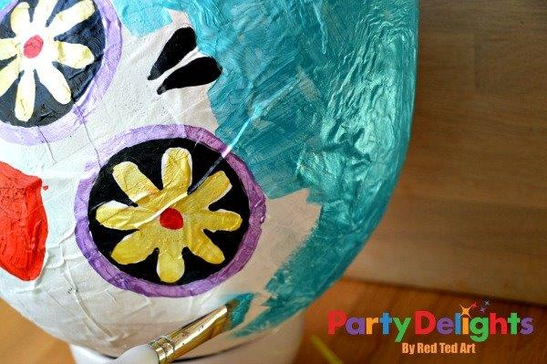 Painting your Pinata