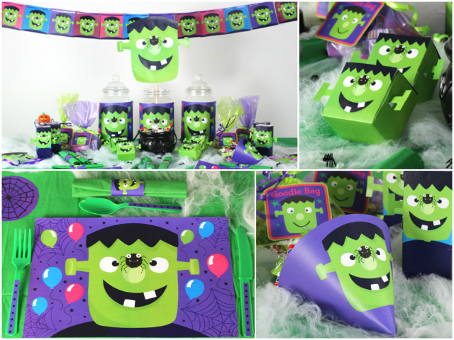 Frankenstein Party