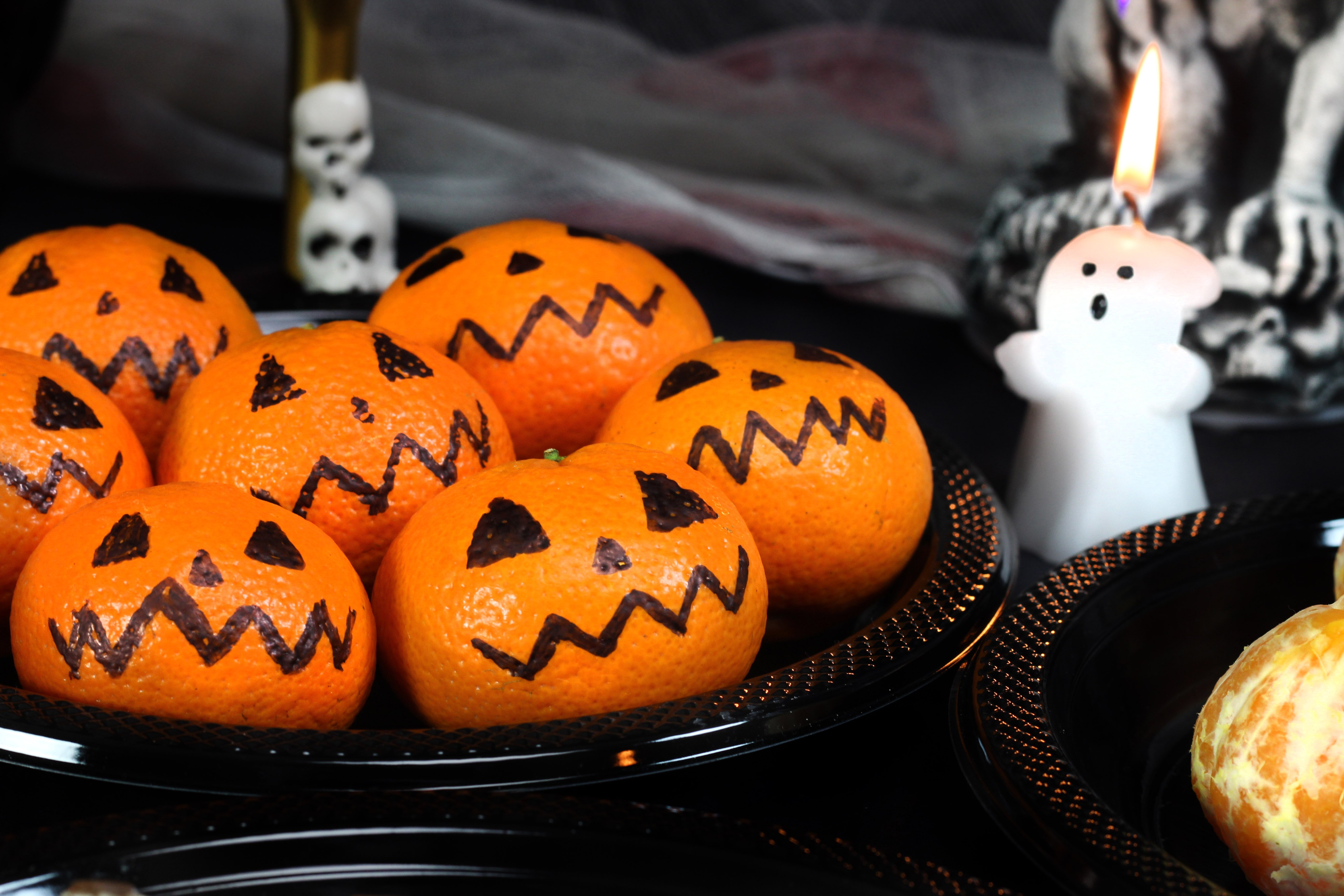5 Minute Healthy Halloween Treats Party Delights Blog