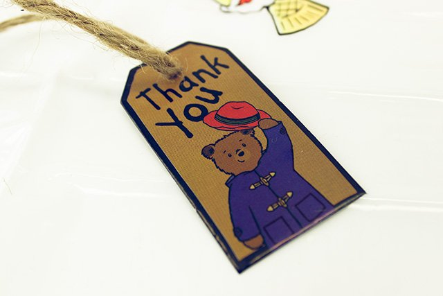 Paddington Bear Birthday Party Ideas