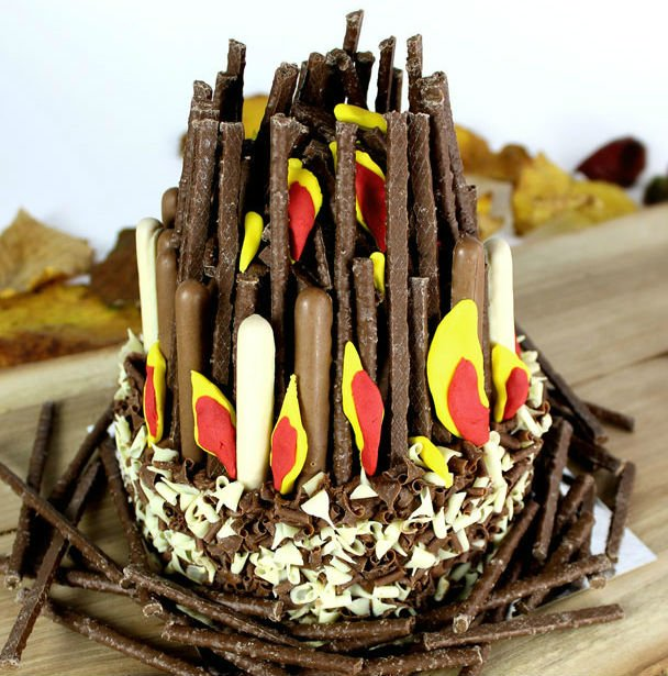 Baby You Re A Firework Cake