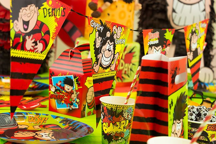 Dennis the Menace Party Decorations