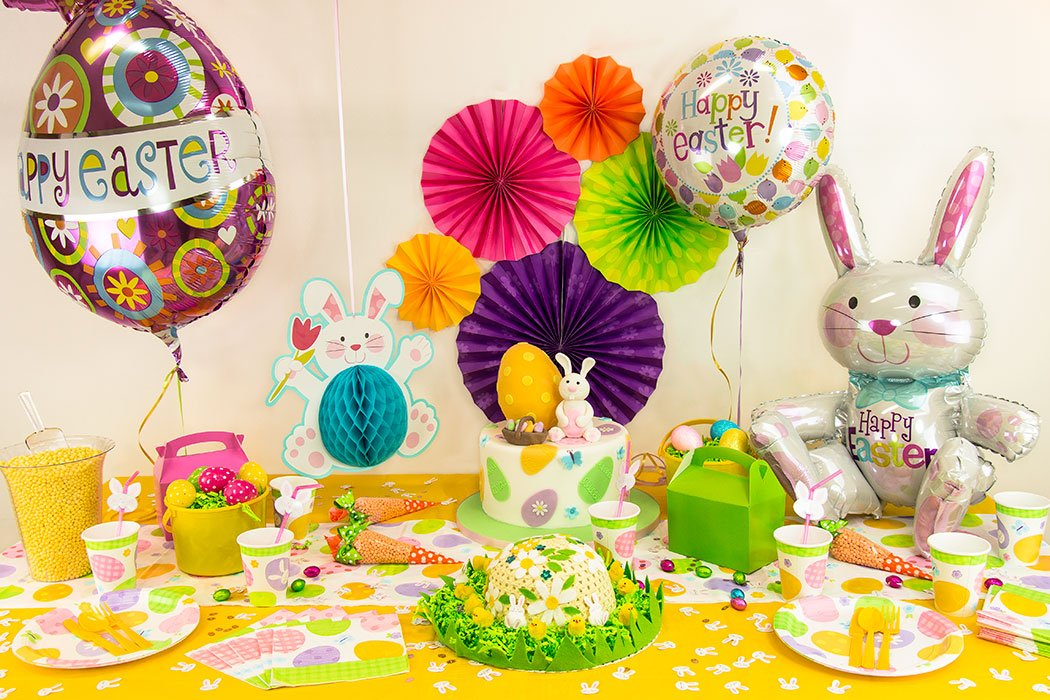 Easter Party Ideas & Activities for Kids