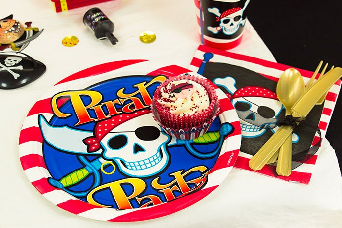 Pirate party decoration ideas