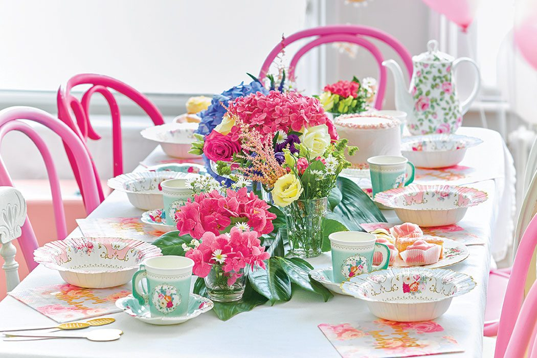 Easter Tea Party Food Ideas