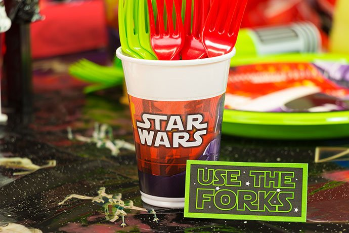 May the Fourth Party Food