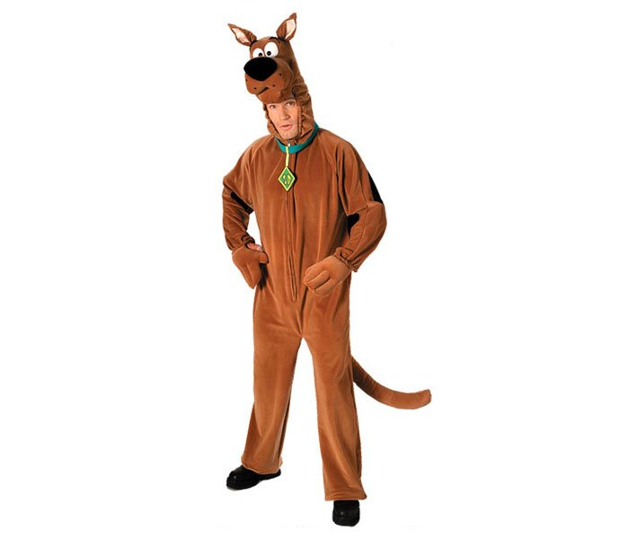 Fancy Dress Costumes Beginning with S - Scooby Doo